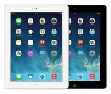 Recertified By Apple. iPad 4th Gen. w/ Retina Display 128GB Wi-Fi+4G (Unlocked)