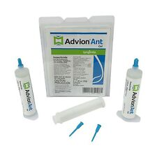 Advion Ant Gel Bait - with FREE plunger and tip - The Best Ant Killer Available!