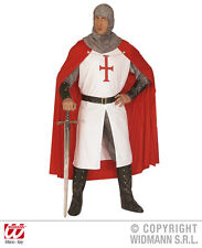 S4449 Complete Crusader Costume Knight Knight costume Medieval S - XL