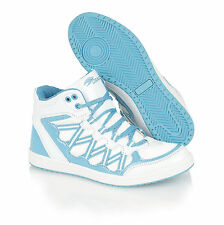 Ladies Girls Sport Trainers High Top Running Gym Walking Summer Casual Shoe Size
