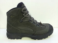 HANWAG Banks Wide GTX - extra wide ash - NEW - Hiking shoes - Trekking Shoes