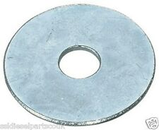 Mudguard Washers M6, M8, M10, M12 Zinc Plated Various O.D