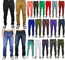 Mens Jeans Slim Fit Straight Skinny Fit 511 Denim Trousers Casual Pants 14 color