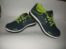 New Asian BULLET-32 running shoes for Men COLOR Navy blue - Parrot green
