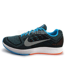 Nike Air Zoom Structure 18 [683731-402] Running Blue Lagoon/Silver-Black