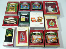 L@@K !! New Mint - Hallmark Ornament Assortment - Buy More and Save - Fast Ship