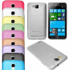 0.3MM ULTRA THIN TRANSPARENT FROSTED FOR VARIOUS SAMSUNG CASE COVER + FILM