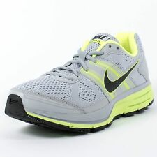 NIKE MENS AIR PEGASUS 29 N WOLF GREY BLACK VOLT 530984 007 RUNNING NARROW 3A1