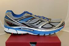 Saucony Men's Guide 7 Silver Blue Black 20227-1 Wide Width Available New in Box