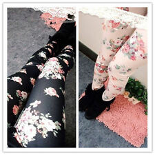 New Fashion Womens Punk Funky Stretchy Tights Pencil Skinny sexy pants