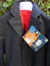 Dr. Who Twelfth Doctor Jacket Peter Capaldi Mens 12th Costume BBC Licensed NEW