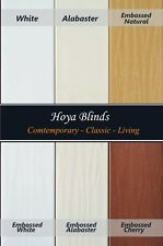 "2"" Premium Faux Wood Blinds - 6 colors, Factory Custom-Made, Width From 6""~ 72"""