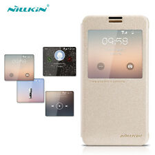 Nillkin App S-view PU Leather Flip Case Cover for Samsung Galaxy Alpha G850