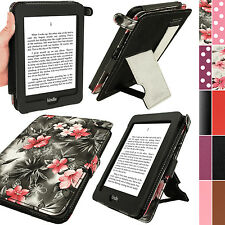 PU Leather Stand Folio Case Cover Holder for Amazon Kindle Paperwhite 2012 / 13