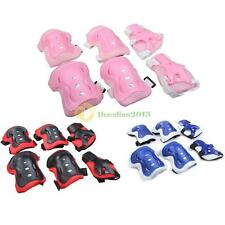A1ST Kids Cycling Roller Skating Knee Elbow Wrist Guard Protective Pad 3 Colors