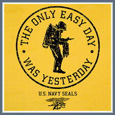 Navy Seals military T SHIRT new gun scuba frogman army marines sniper ranger TEE