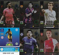 Adrenalyn XL 14 15 New LIMITED EDITION CARDS 2014 2015 Champions League Panini