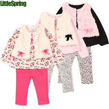 Baby 3pcs set baby girl spring autumn clothing suit baby girls outfit sets suit