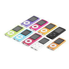 4th 1.8in LCD Digital MP3/MP4 Video FM Radio Player for 2GB-16GB SD/TF Card