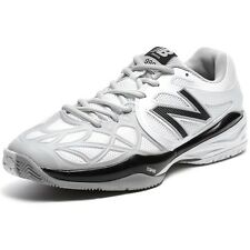 Men's New Balance MC996WS Tennis Shoes - White/Gray/Black - NIB!