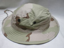 Official Military Tactical Combat Boonie Tri Color Desert Camo Jungle Hat