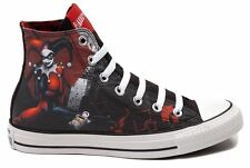 New CONVERSE All Star HARLEY QUINN Sneaker Mens/Womens