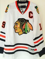 JONATHAN TOEWS CHICAGO BLACKHAWKS REEBOK PREMIER HOCKEY JERSEY
