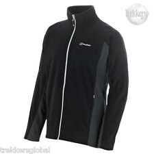 Berghaus Men's Spectrum Micro Full Zip InterActive Fleece Jacket - XXL - New