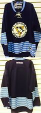 PITTSBURGH PENGUINS WINTER CLASSIC RETRO REEBOK PREMIER HOCKEY HOME JERSEY