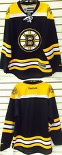BOSTON BRUINS REEBOK PREMIER HOME TEAM HOCKEY JERSEY