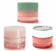 Clinique All About Eyes Gel / Rich Reduces Circles, Puffs .17 oz / .21 oz