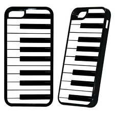 Piano Keys Keyboard Music Classical Vintage Cover Case Funny Gift - All Phones