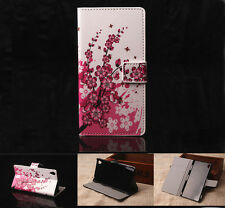 Plum Luxury Wallet Flip wallet card leather case for SamSung Iphone Nokia LG G11