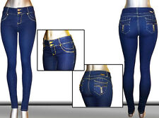 Colombian and Brazilian Design Push-up Levanta Cola Butt Lift Skinny Jean M947
