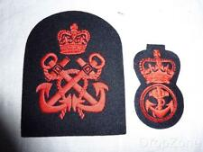 NEW QC Royal Navy Articifer Petty Officer's Cap or Arm / Sleeve Red Badge