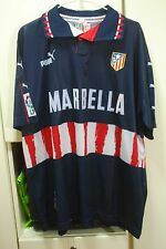 80% new Atletico Madrid 1997-98 Away jersey 7 # Juninho super rare