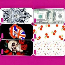 RV Lot Back Skin Case Rubberized Hard Cover Shell Protector iPhone 5C 5 5S