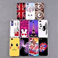 RV Lot for Iphone 4 4S Rubberized Skin Case Cell Phone Cover Shell Protector