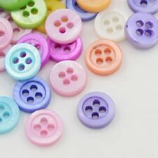 Freshwater shell 8mm iredescent sewing buttons 8mm baby, clothes, crafts etc