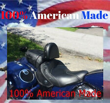 2014 + UP INDIAN CHIEF or CHIEFTAN QUICK RELEASE DRIVER BACKREST FITS ALL MODELS