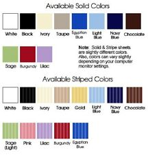 Sale 30 Color!Egyptian Cotton Bed Sheet Set 4 PCs!Made in India Full-XL Size