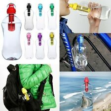 NEW WATER FILTER TAP ACTIVATED CARBON CONVENIENT PORTABLE SAFE DRINKING BOTTLE