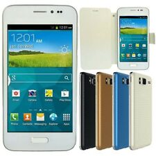 "Dual core 4"" unlocked smart phones android 4.2 GSM for ATT Tmobile straight talk"