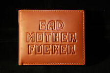 BAD MOTHER F**** LEATHER WALLET & GREAT FREE GIFTS (AS SEEN IN 'PULP FICTION)