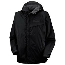 "NEW COLUMBIA "" Watertight "" RAIN/WIND JACKET OMNI-TECH SIZE: S-M-L-XL-2XL"