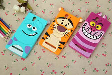 1x For APPLE IPHONE 4 5 6 & PLUS Soft Silicon Stylish Case Disney Monsters COVER
