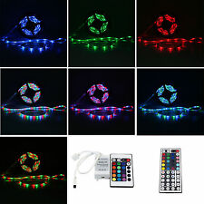 3528 Waterproof RGB/Warm/Cool LED SMD Strip Light 5M 10M 15M Rope Bombillas 12V
