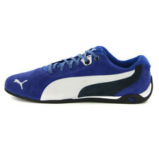 Mens Puma Racing Cat Suede Retro Trainers