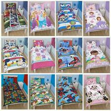 Cartoon Characters Disney Single Duvet Cover Sets Toy Story Peppa Pig Kitty Doc