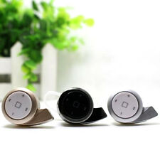 Mini Wireless Bluetooth 4.0 Earphone Earbud Stereo Headset For Smartphone